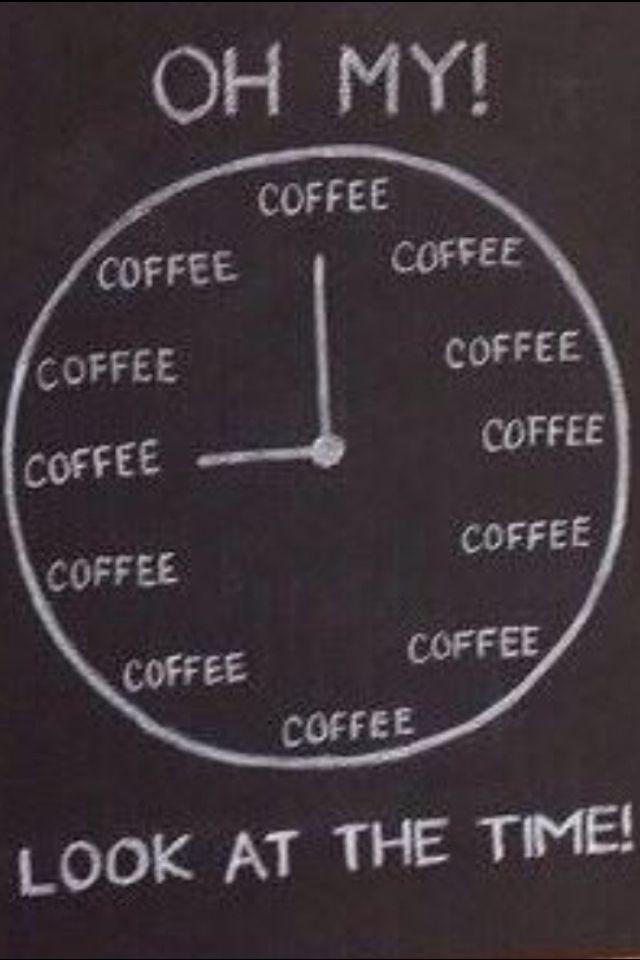 Ohhh! Nézd meg az időt!! Gyere kávézz velem!! http://jagercoffe.myorganogold.com/