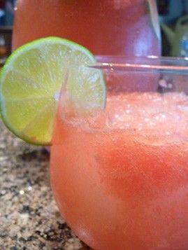 Watermelon Iced Tea.