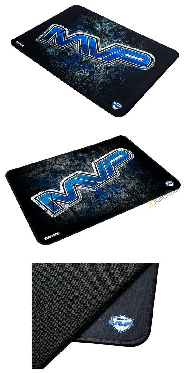 Ozone MVP 限量縫邊軟式鼠墊