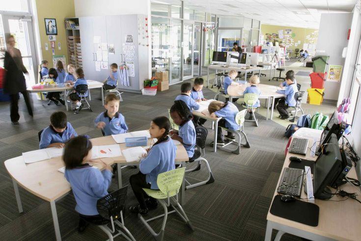 Collaborative Teaching Laboratory ~ Open learning spaces collaborative teaching what might