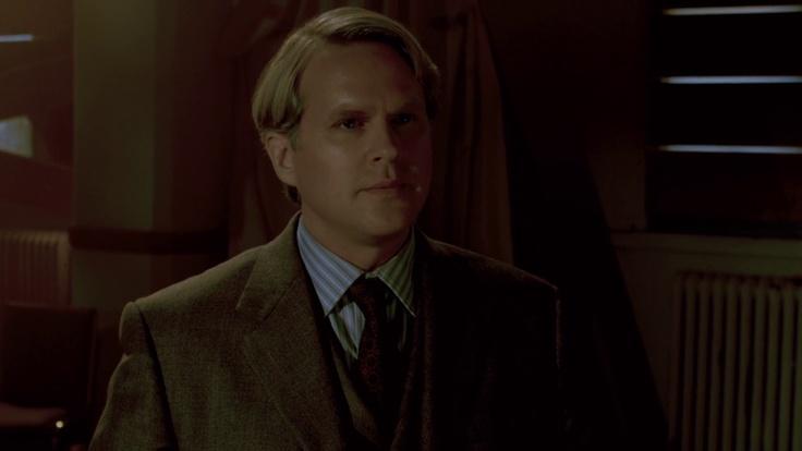 Dr. Lawrence Gordon (Cary Elwes) Saw VII