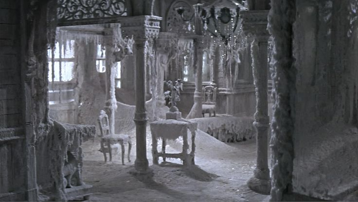 """the """"ice palace"""" from dr. zhivago"""