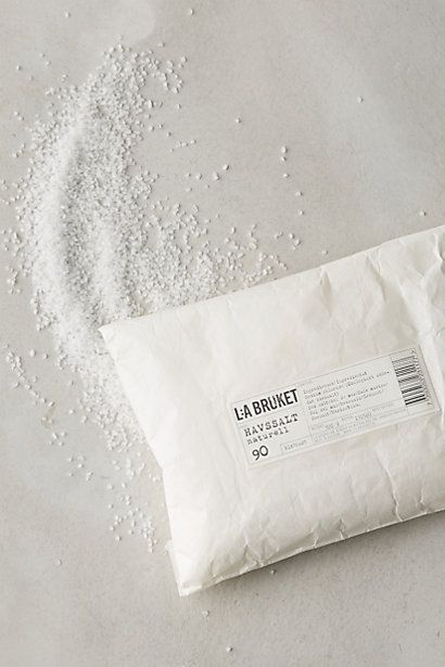 L:A Bruket No. 90 Sea Salt #anthropologie