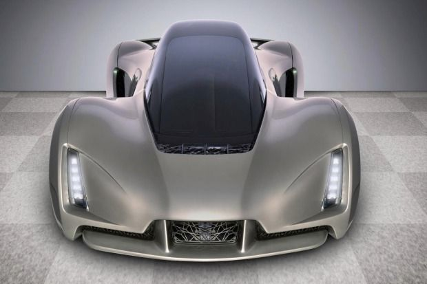 Blade Supercar A 3D-printed supercar, capable of 0 to 100kmph in less time than a McLaren P1? You'd better believe it. Price: $POA. Check it out at www.divergent3d.com. Photo:...