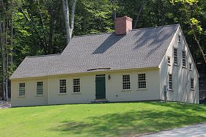Early New England Homes | Gallery