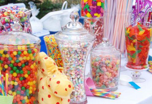 Candy theme ideas...