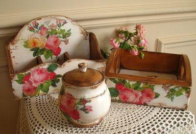 Sweet Home Decor: Наборы для кухни в стиле прованс