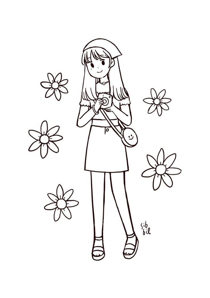 Sibbil On Twitter Easy Doodle Art Cute Little Drawings Cute Art