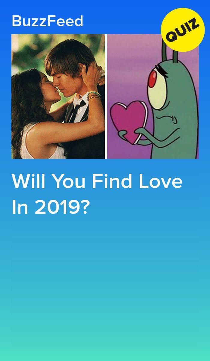 Will You Find Love In 2019? | Quizzes | Disney quiz, Love