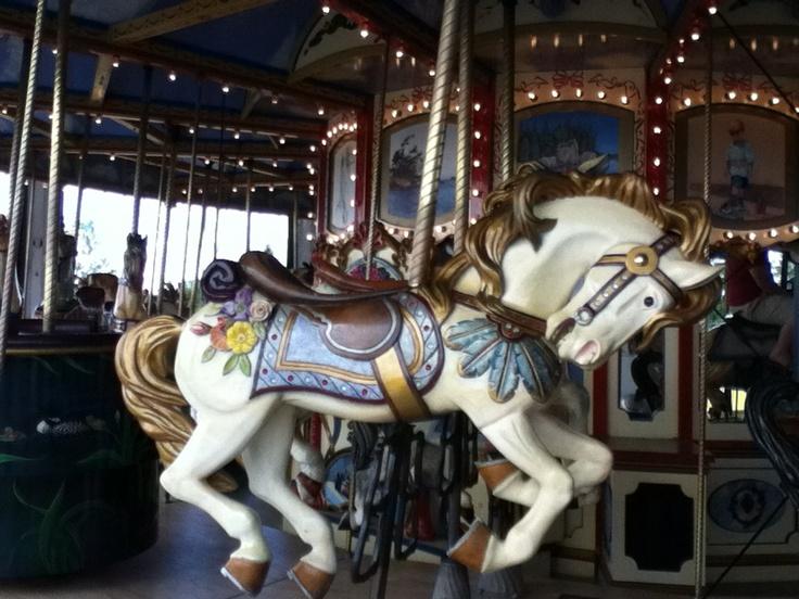 my fav carousel horse Emma