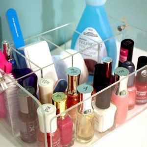 Pinterest Roundup: Nail Polish Storage Ideas U2013 Daily Savings From All You  Magazine | Deals