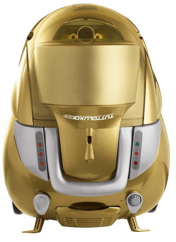 TUTTOLUXO 6S – мощный пылесос, имеющий функции увлажнения и ароматизации воздуха.