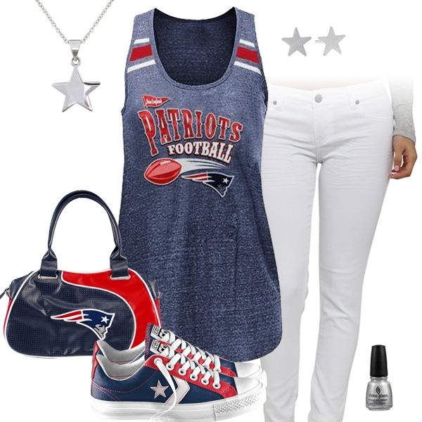 New England Patriots All Star Outfit