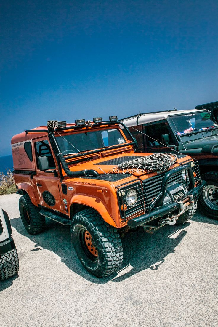 135 Best Images About Land Rover Defender: 90 On Pinterest