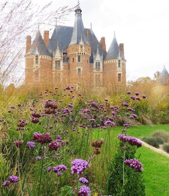 Château de Martainville in Martainville-Épreville ~ Normandy, France