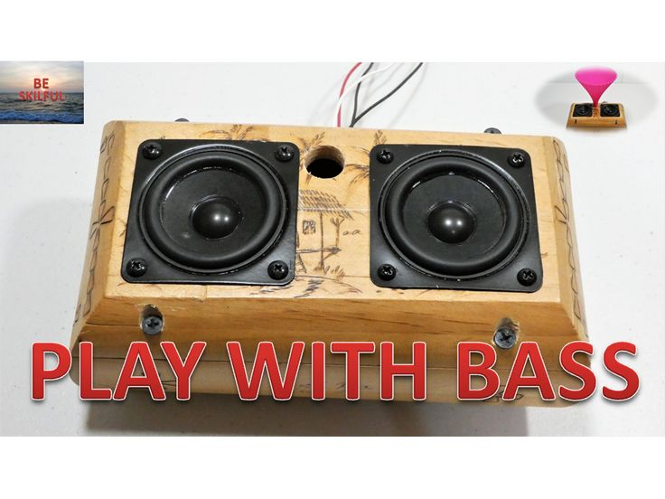 Play with bass for fun. This is a small hobby project to see how much air pressure can be produced by small speakers when we play bass music. This is also an experiment of seeing how bass differs when we attach different sizes of tubes and cones to the bass duct hole. Visit skilfullife.blogspot.com for more videos.