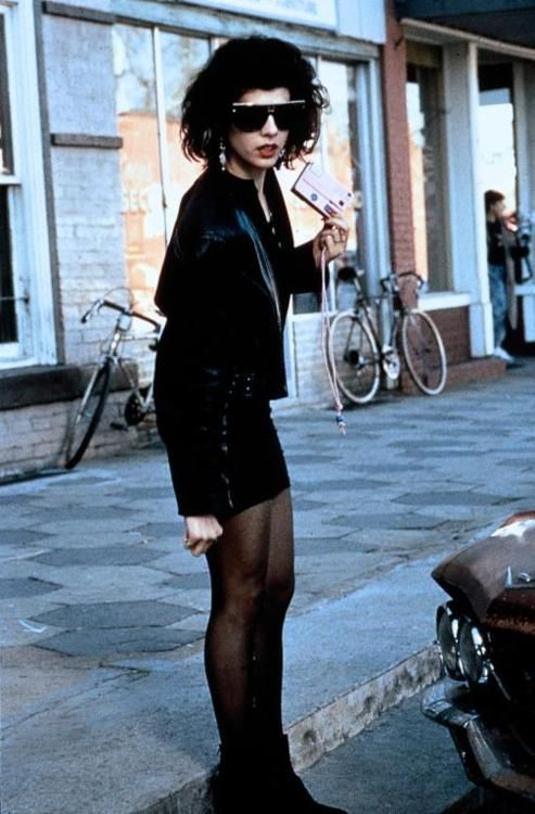 Looks like maybe Gaga was inspired by Marisa Tomei in My Cousin Vinny