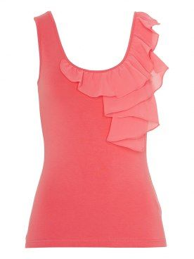 Top: Diaz Top from Review. Bought it in Coral, also available in Navy, Raspberry and Apple.