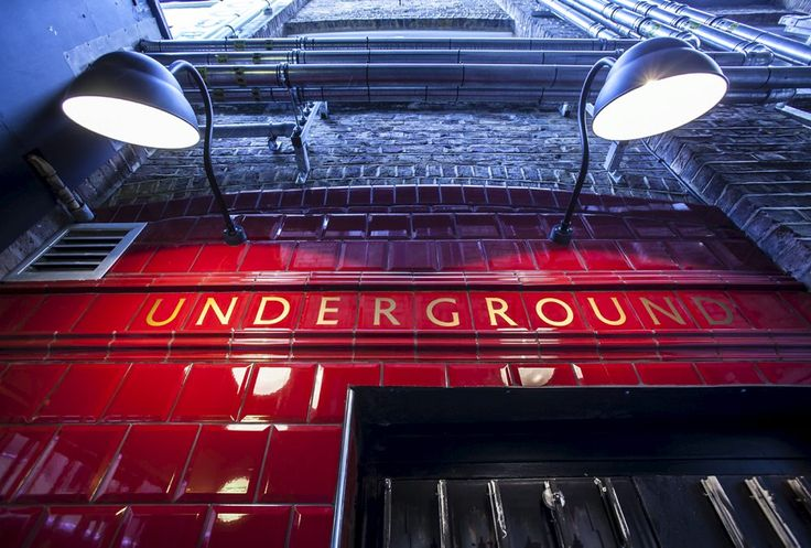 ©Rob Greig Get ready, London's getting a new 1940s themed underground bar calledCahootsand it opens tomorrow. Reverting back to its roots as an air raid shelter, the Soho drinking den is inspired...