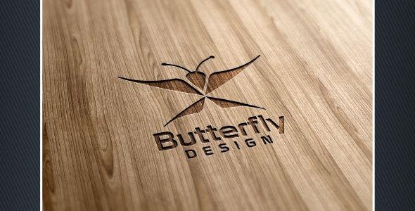 Butterfly Design Logo Templates