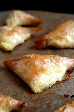 Tiropitas Recipe +Greek Feta Pies with Variations..a recipe on Food52