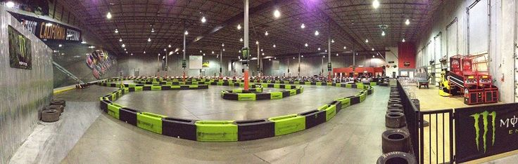 Orlando Grand Prix / Orlando Indoor Go Kart Racing