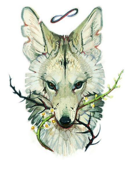 coyote tattoo - Google Search