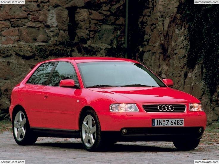 Audi A3 3-door (2002)