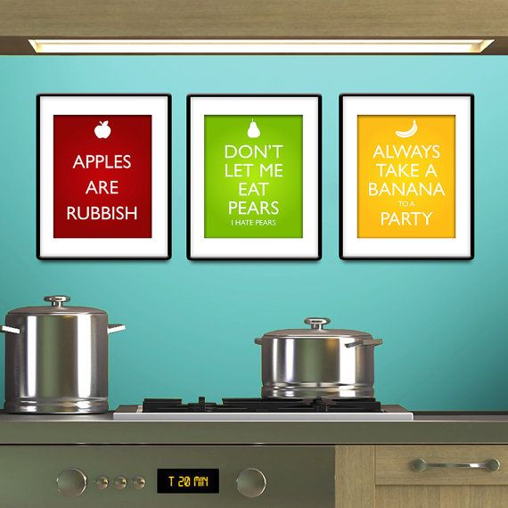 This would be adorable in a kitchen!