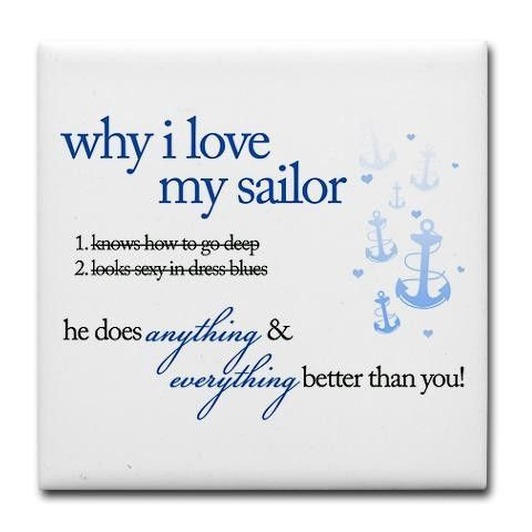I Love My Sailor Quotes. QuotesGram