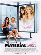 Material Girls streaming vf Ava Marchetta jeune et héritières magnifiques et multiples séquences Marchetta Cosmetics, son père a fondé.Material Girls