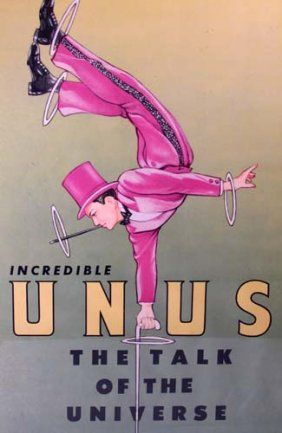 Unus, the Talk of the Universe