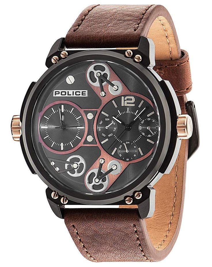 nice Buy Gents Police Watch for £186.00 just added...