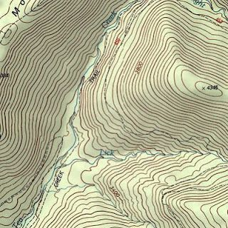 Topographic Map Activity