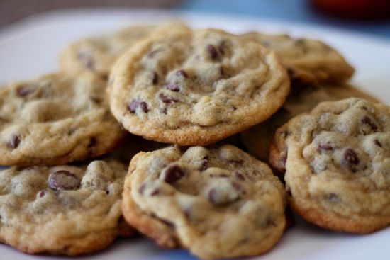 The Best Chocolate Chip Cookies Ever