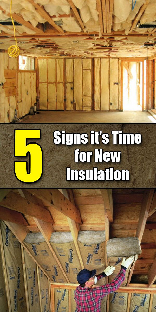 5 Signs It S Time For New Insulation Home Home Decor Tips Home Decor
