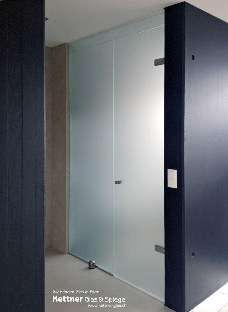 Die 25+ Besten Ideen Zu Sichtschutz Aus Glas Auf Pinterest ... Glas Fassade Spiegelfassade Baumhaus