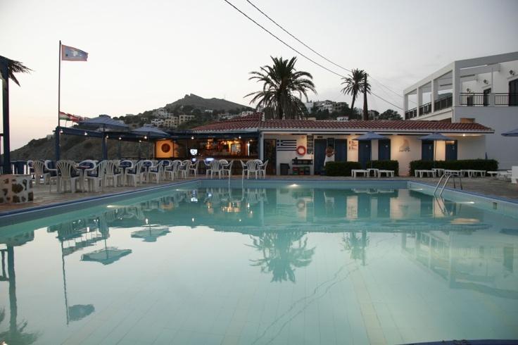 """Kantouni Beach"" - pool bar"