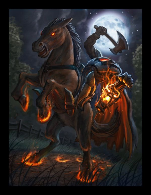 Headless Horseman | headless_horseman_by_vegasmike-d31j6bd