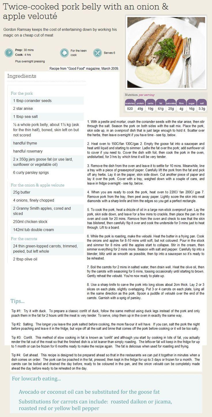 Best 25+ Gordon ramsay pork belly ideas on Pinterest | Gordon ...