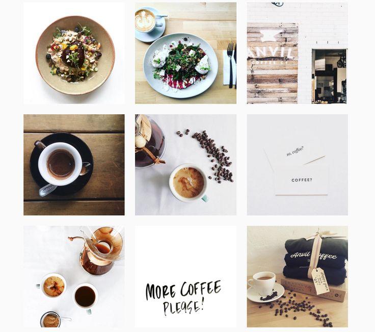 Anvill coffee project- breakfast