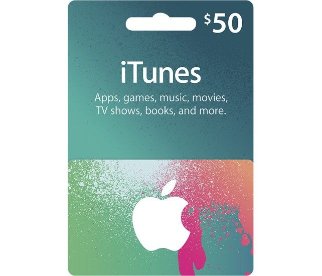 Enter to win a $50 iTunes Gift Card & Much More!