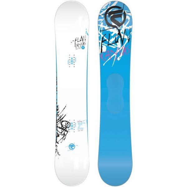 £279.00 Flow Canvas Snowboard 2014 in 148cm Showroom Sample | Womens