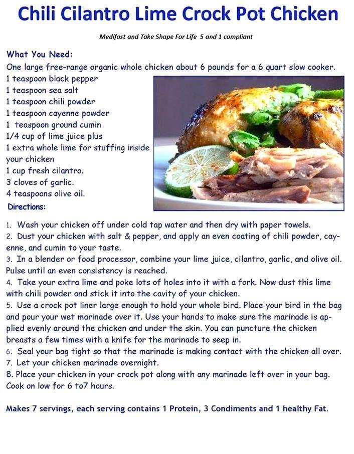 Chili Cilantro Crock Pot Chicken Stuffed Peppers Crockpot Chicken My Best Recipe