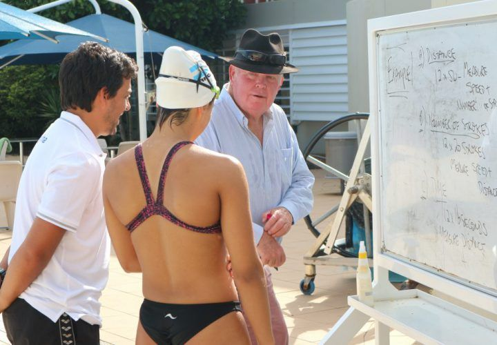 A Morning with the Master: On Deck with Coach Bill Sweetenham - Swimming World News