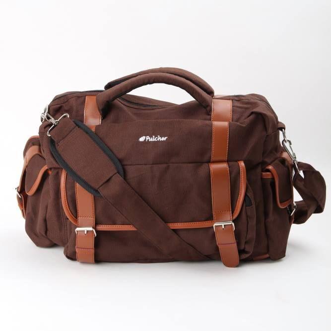 tas ransel vintage,,  pulcher bags - CRUX Brown Rp. 229.000 // 085.7722.55000 - tasranselvintage.com