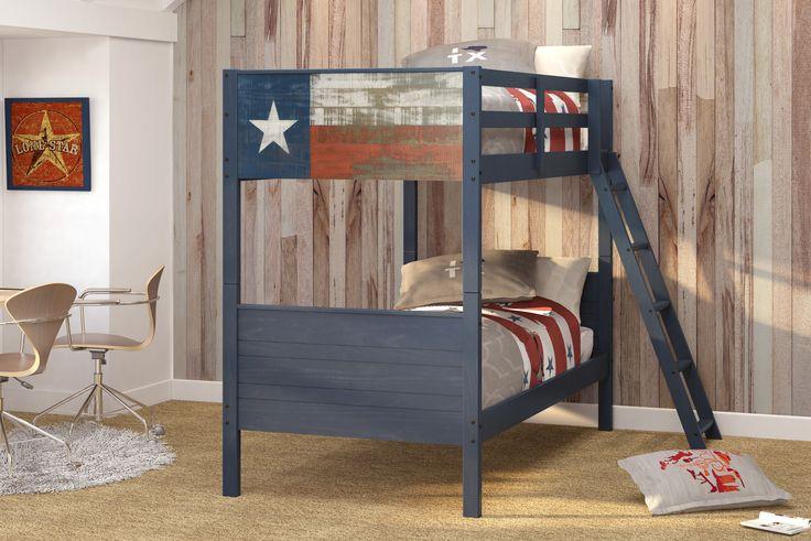 Texas Wooden Bunk Beds