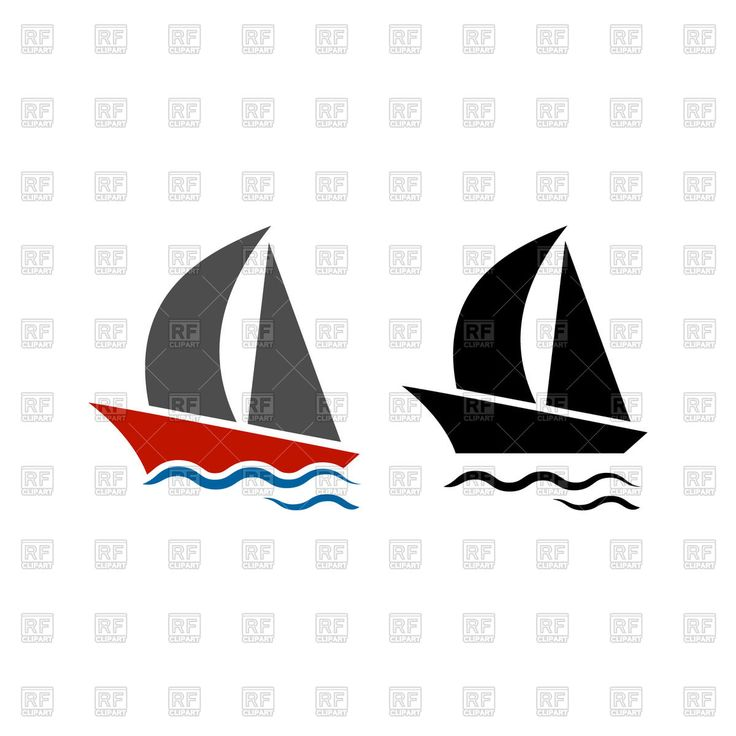 sailing boat icon 70139 download free vector clipart