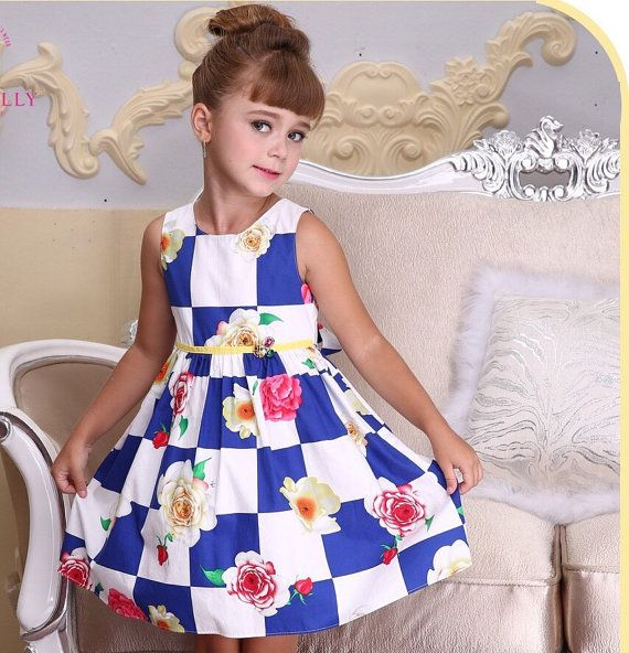 Dress Girl Clothes  Christmas Dress-Christening by Tybellas
