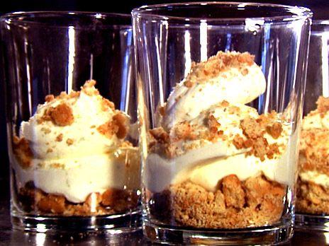 Tina Nordströms recept på en snabblagad cheesecake med passionsfrukt och limekräm. Underbart syrligt och gott!